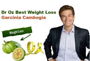 Dr Oz Weight Loss Pills'