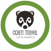 Coati Travel Logo