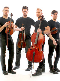 Well-Strung: The Singing String Quartet To Debut New Show Fo'