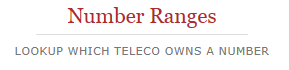 Red Eagle Telecoms'