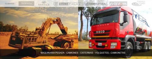 Transportes Olimpus - Tanker Trucks - Heavy Machinery'