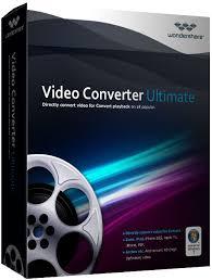 Wondershare video converter'