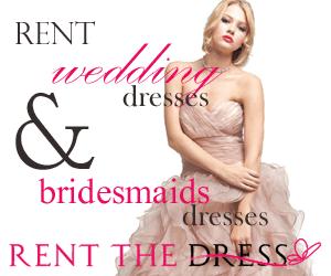 rent the dress'