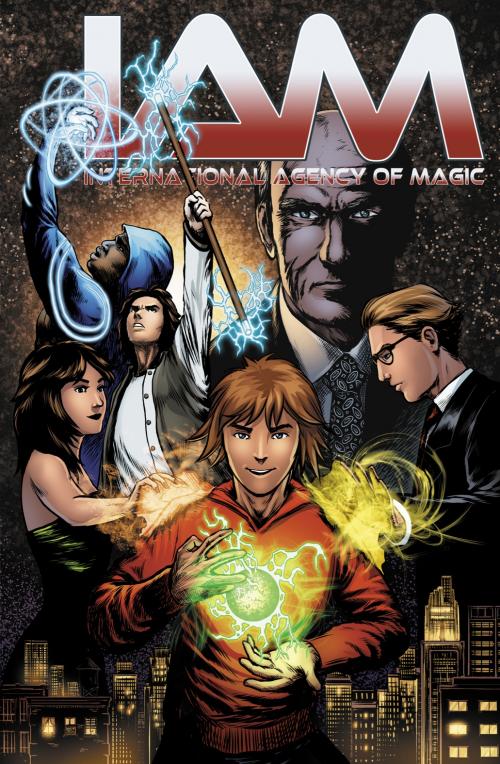 International Agency of Magic'