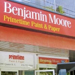 Primetime Paint & Paper Inc'