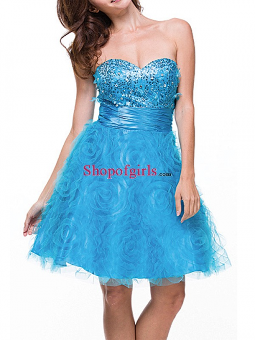 Cheap Homecoming Dresses Online At Shopofgirls.com Now'