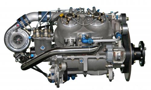 DeltaHawk Diesel Engine'