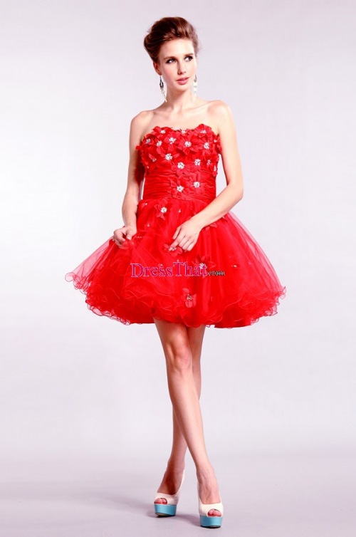 Dressthat.com Launches A Promotion of Homecoming Dresses'