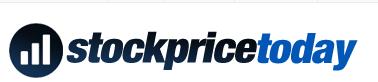 Stock Price Today'