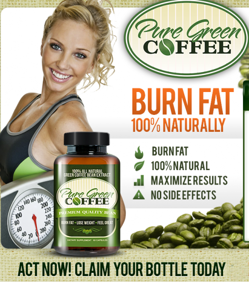 Green Coffee Beans'