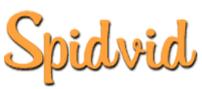 Spidvid Logo'