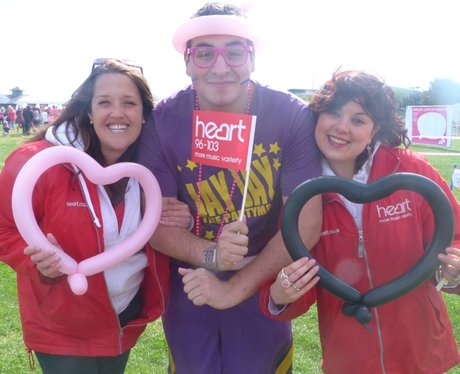 Race for Life'