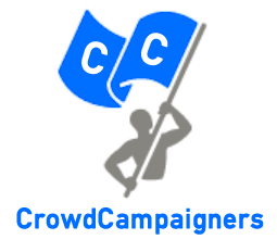 Company Logo For Crowd Campaigners'
