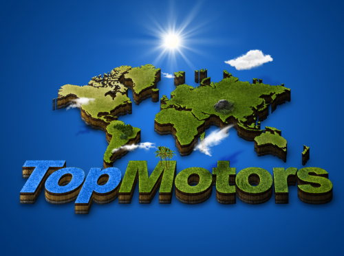 Company Logo For TopMotors'