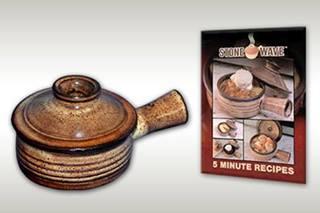Stone Wave Ceramic Cooker'