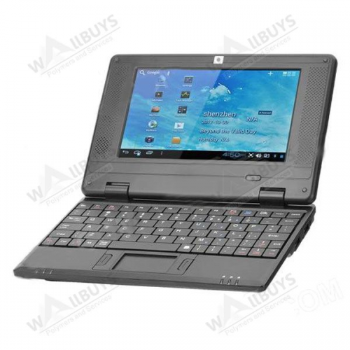 """EPC-705 7"""" LCD Android 4.0 Netbook w/RJ45/Wi-Fi/Camera/'"""