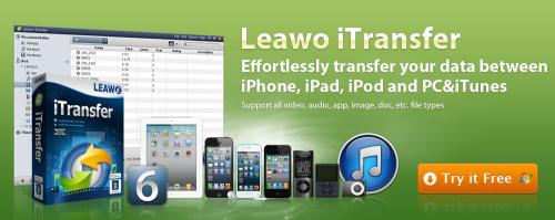 Leawo iTransfer'