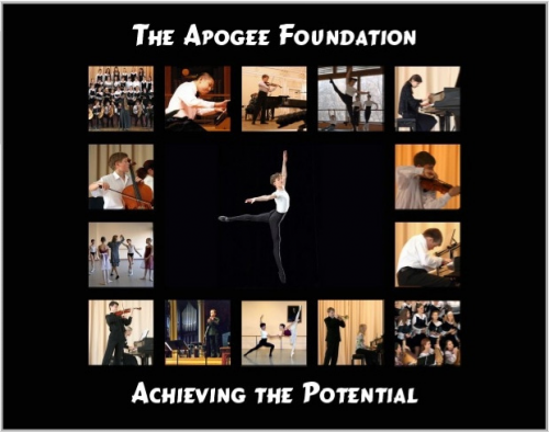 The Apogee Foundation was honored as the Top Non-Profit Orga'