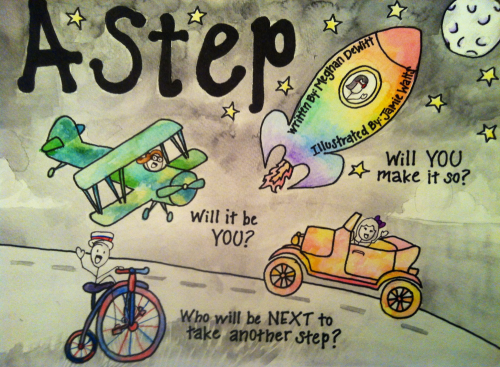 A Step'