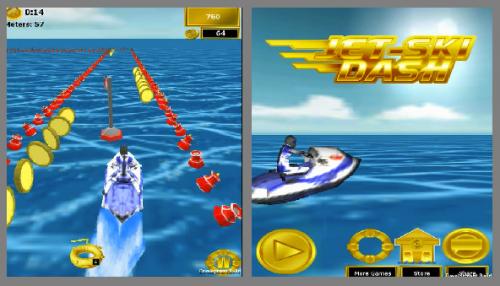 Jet-Ski Dash'