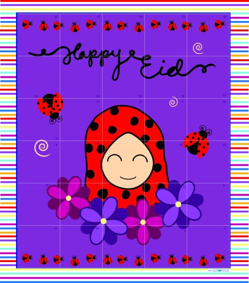 Happy Eid!'