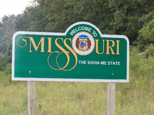 Missouri - Universal Life Church'