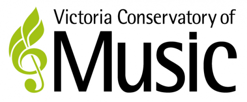 Company Logo For Victoria Conservatory of Music'