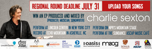 NewSong Music & NPR's Mountain Stage Launch 2013'