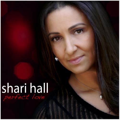 SHARI HALL - Album Cover'