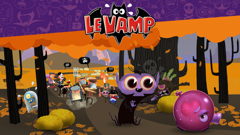High Voltage Software Releases Le Vamp'