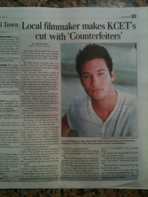 Counterfeiters - The Feature Film'