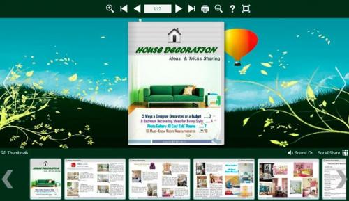 Flash flip book created by Flip PDF'