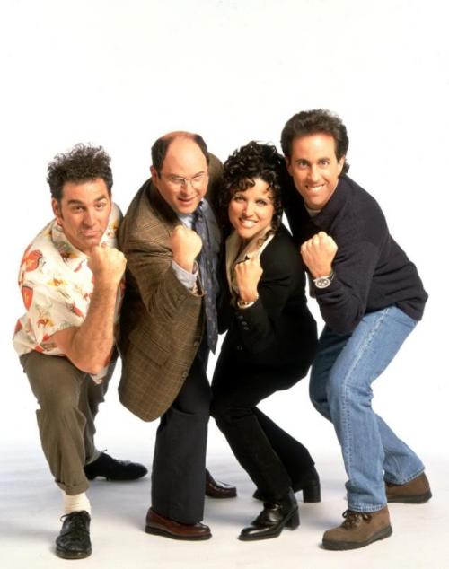 Kramer of Seinfeld'
