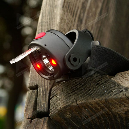 Olight H15 Wave CREE XM-L 150 LM 2-Mode Gesture Control LED'