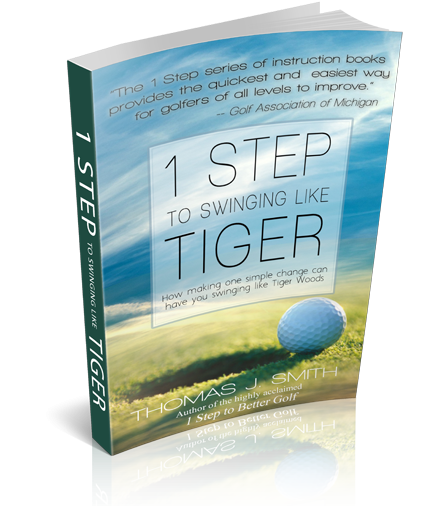 1 Step to Swinging Like Tiger'
