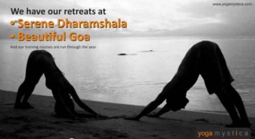 Yoga Retreats'
