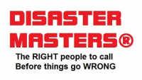 The DISASTER MASTERS (R) Logo