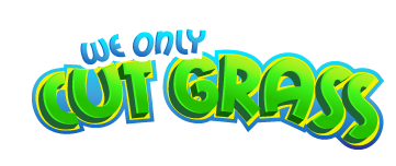 Company Logo For We Only Cut Grass'