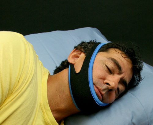 New Hope For Snoring'
