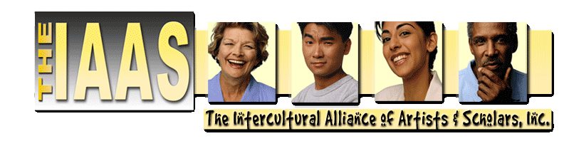 The Intercultural Alliance of Artists & Scholars, Inc. Logo
