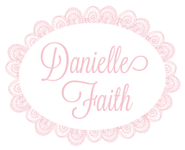 Company Logo For Danielle Faith'