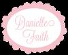 Company Logo For Danielle Faith'