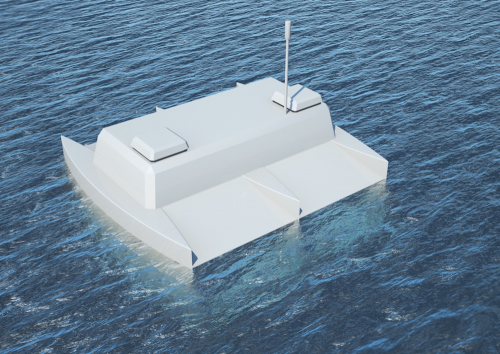 The NEXUS water turbine'