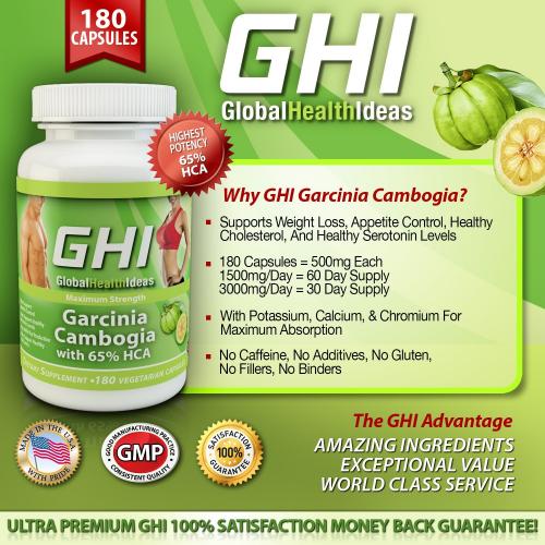 Garcinia Cambogia Reviews'