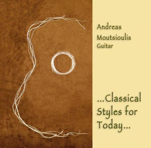 Andreas Moutsioulis CD'