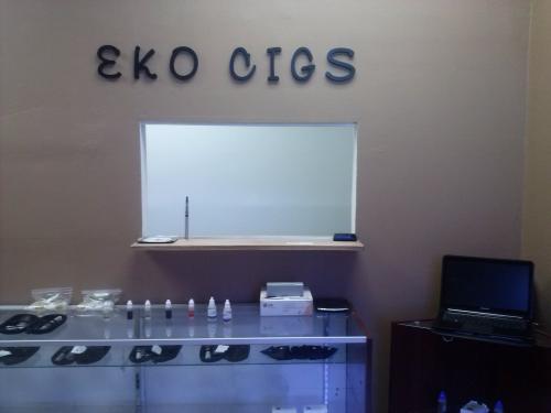 Eko Cigs Miami Vapor Shop'