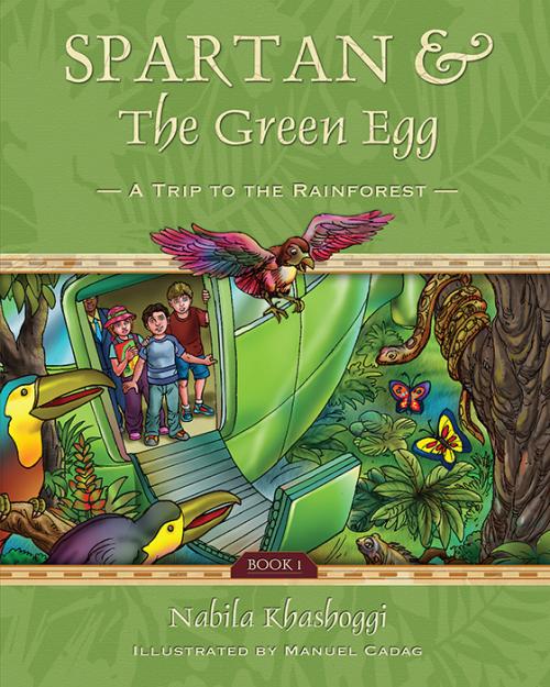 Spartan & The Green Egg'