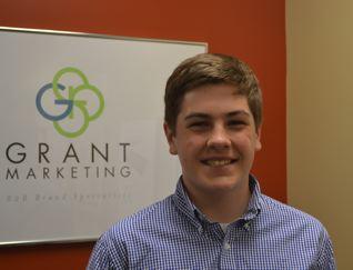 Charlie Bolton, Summer Intern at Grant Marketing'