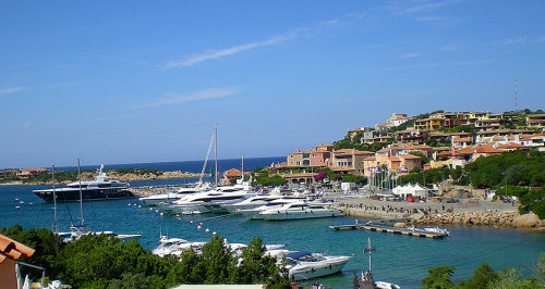 Sardinia luxury real estate'