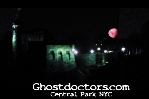 Ghost Doctors Ghost Hunting Central Park NYC'